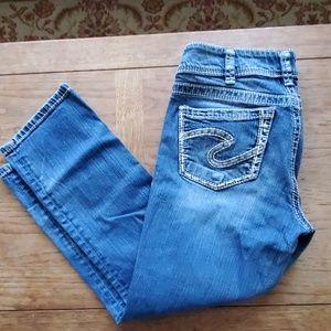 Silver Jeans Company Blue Jeans - Waist 30